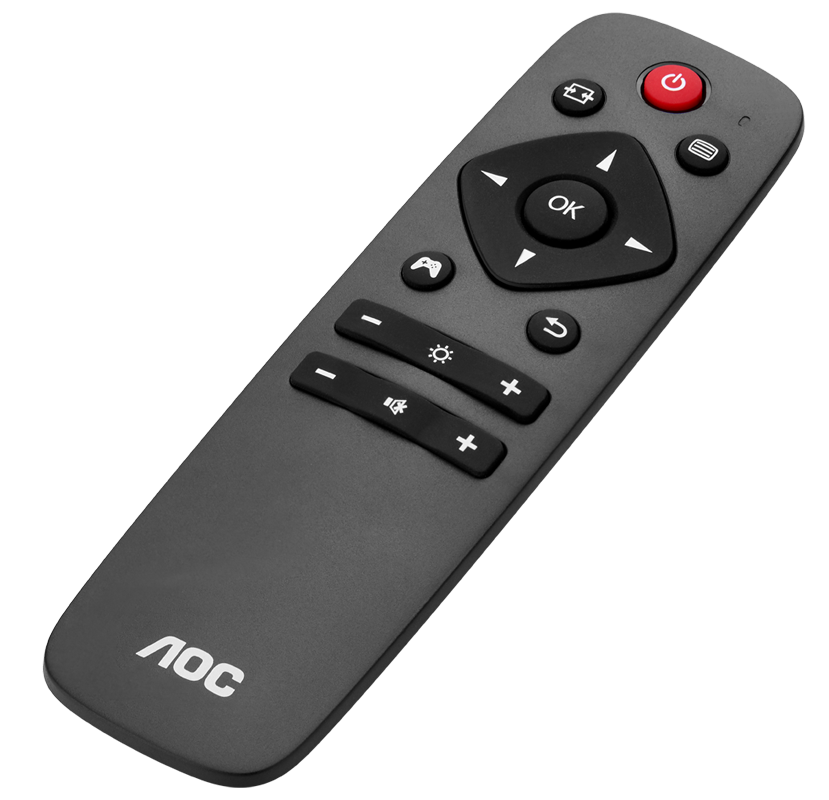 AG493UCX remote control